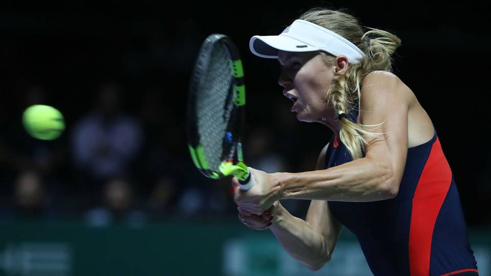 Caroline Wozniacki reveals arthritis diagnosis: Some days you can't get out of bed