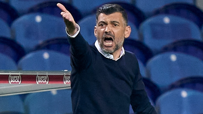 Sergio Conceicao is well aware just how good Chelsea can be, despite their shock loss to West Brom.