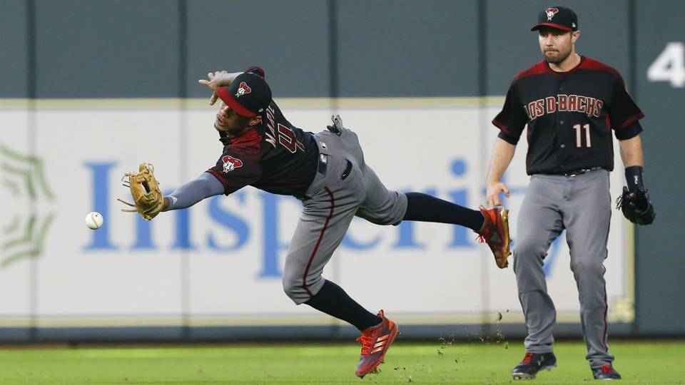 MLB wrap: Diamondbacks' playoff hopes fade on rough road trip