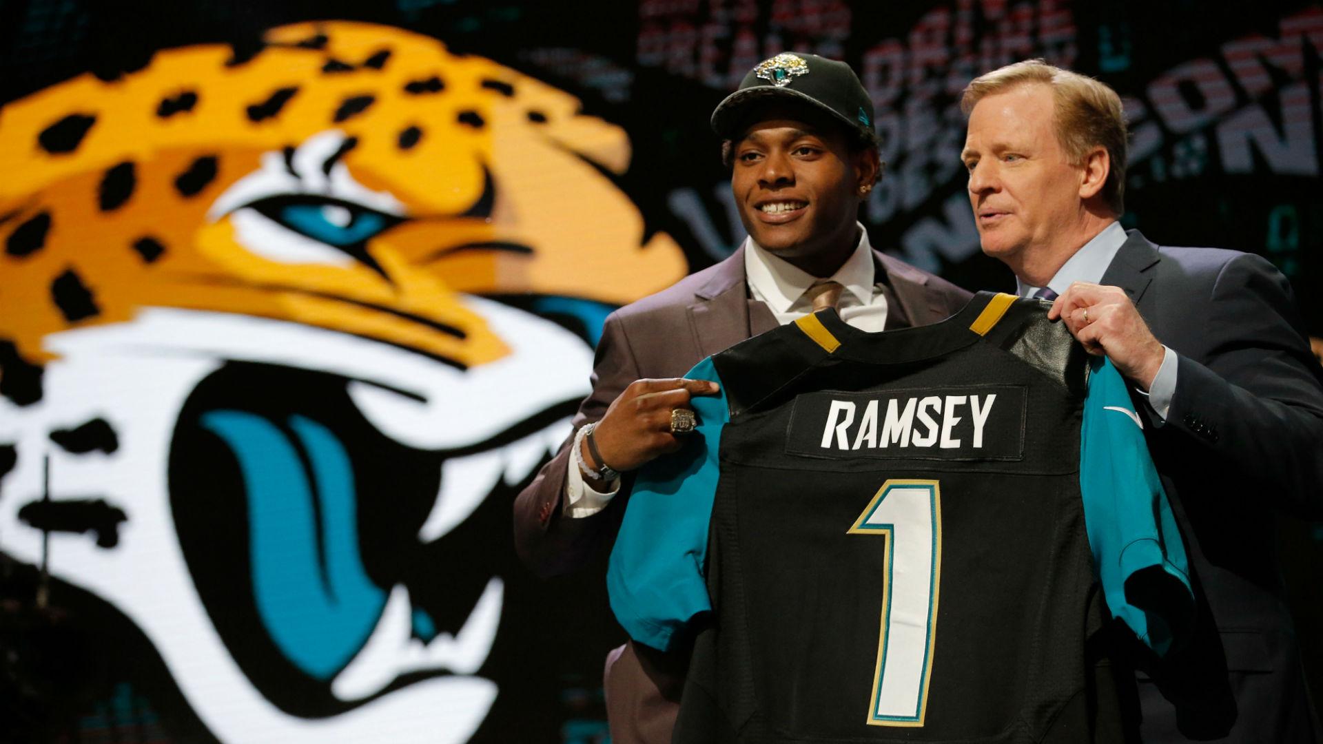 07b62231 Jalen Ramsey: 'Jacksonville got the best player in this draft ...