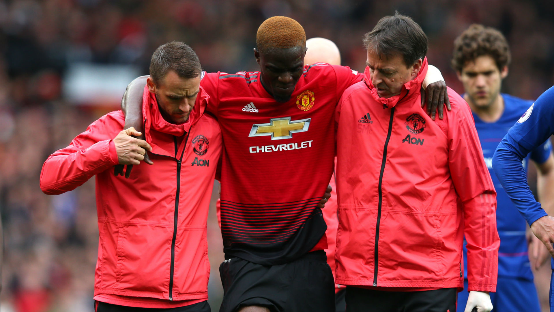 Eric Bailly confirmed absentee from AFCON after knee injury