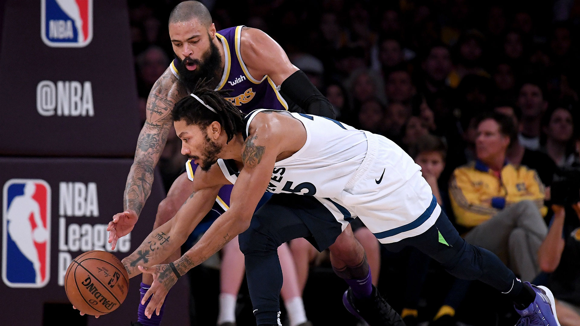 6fd1c89c073 Lakers coach Luke Walton on addition of C Tyson Chandler: 'We needed the  help now'
