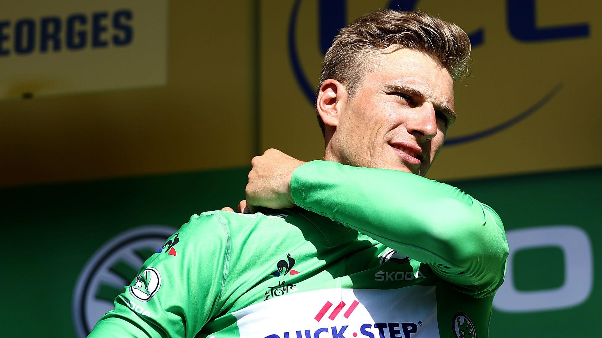 Tour De France Marcel Kittel Chris Froome Landmarks
