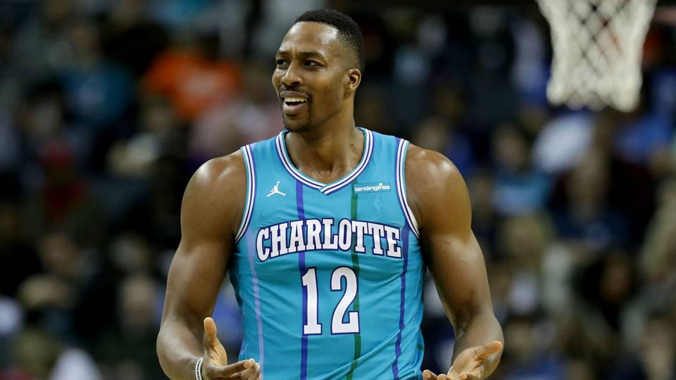 Dwight Howard says he wants to finish his career with the Wizards
