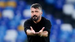 Gennaro Gattuso has left Fiorentina