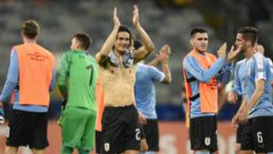 Tabarez salutes Uruguay's walking wounded after opening Copa America victory