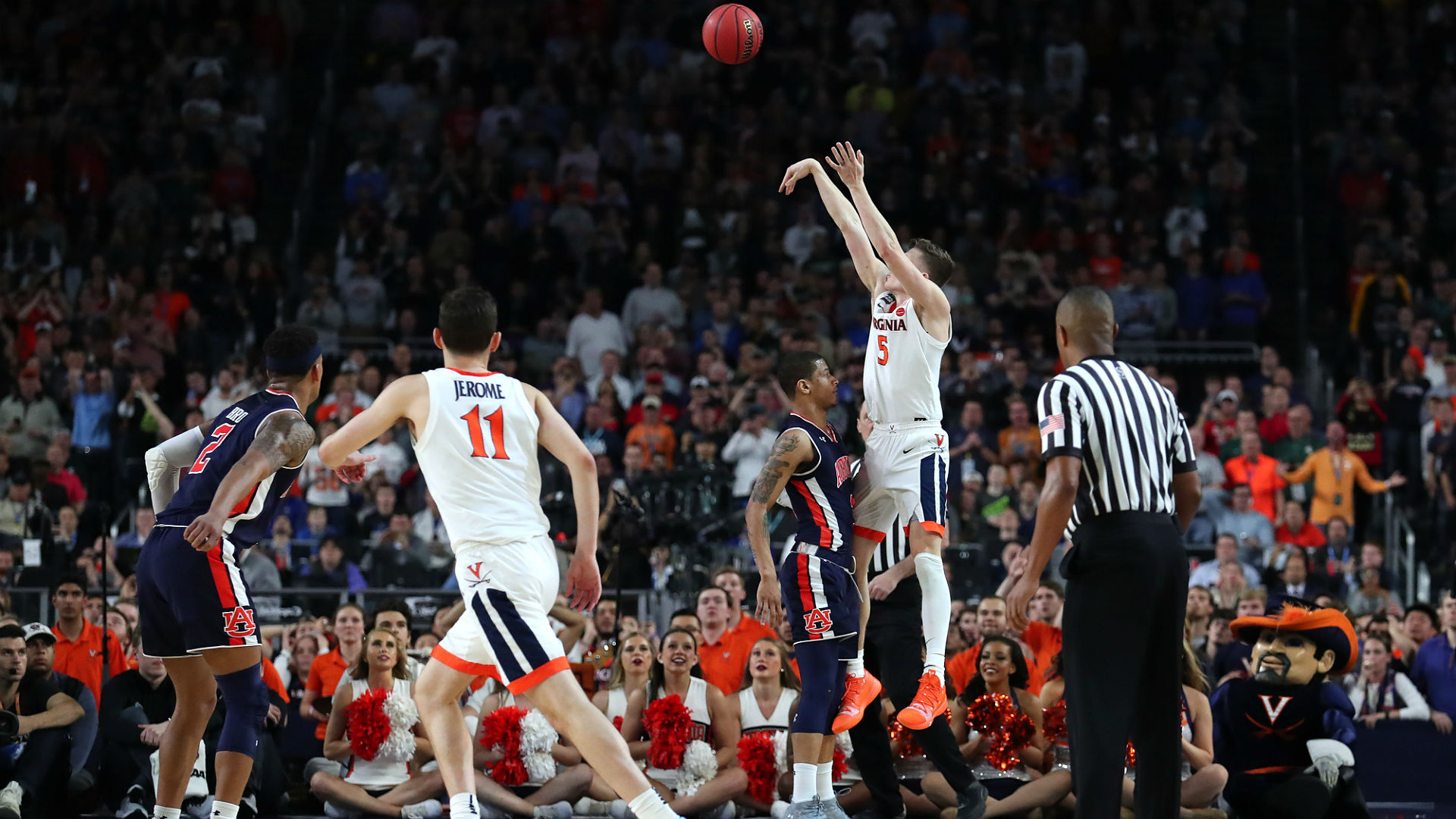 March Madness 2019 3 Takeaways From Duke S Win Over: 3 Takeaways From Virginia's Last-second Win Over Auburn