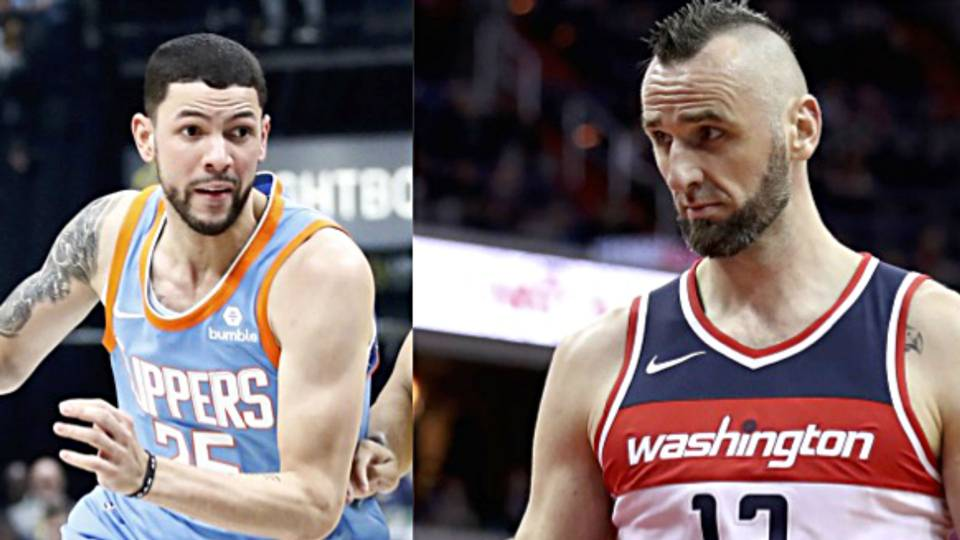 NBA trade rumors: Clippers send Austin Rivers to Wizards for Marcin Gortat
