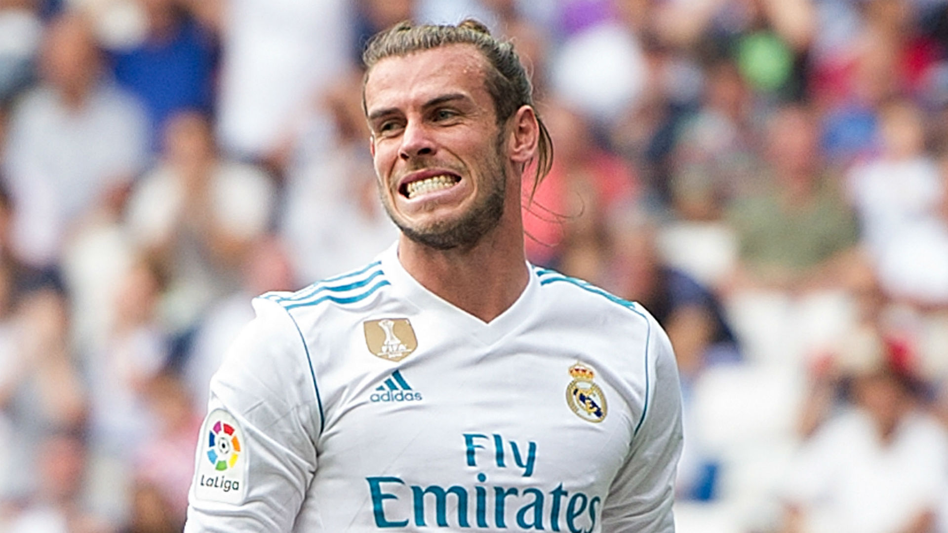 Manchester United target Gareth Bale explains why he's happy at Real Madrid