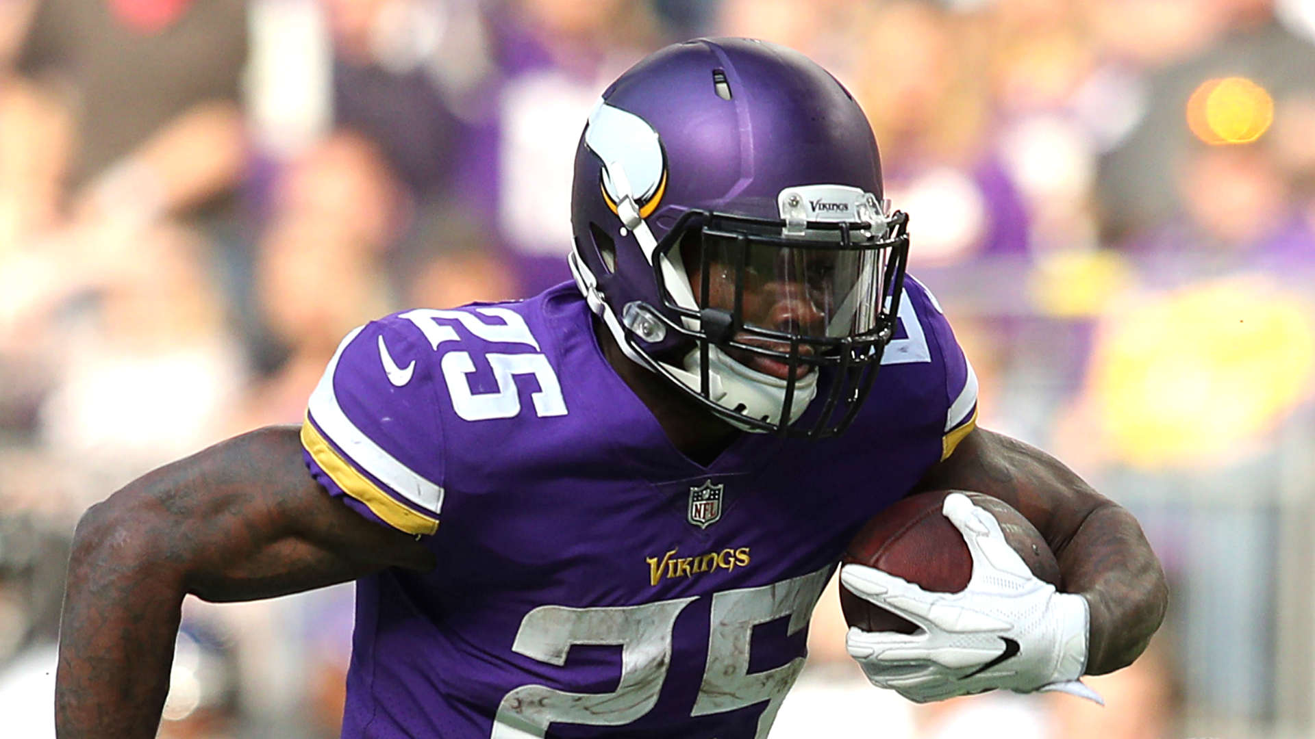 brand new d5c03 ef5ed Three questions with Vikings RB Latavius Murray | Sporting News