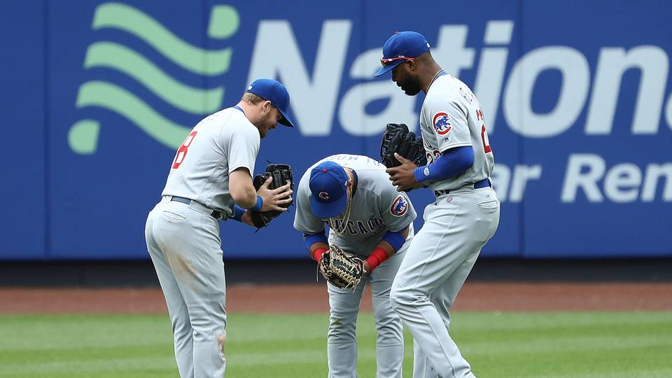 MLB wrap: Cubs sweep 4-game series from Mets in New York for first time since 1991