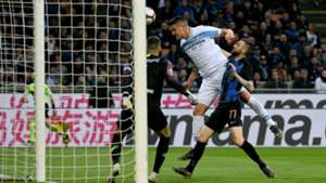 Sergej Milinkovic-Savic Lazio Inter Serie A