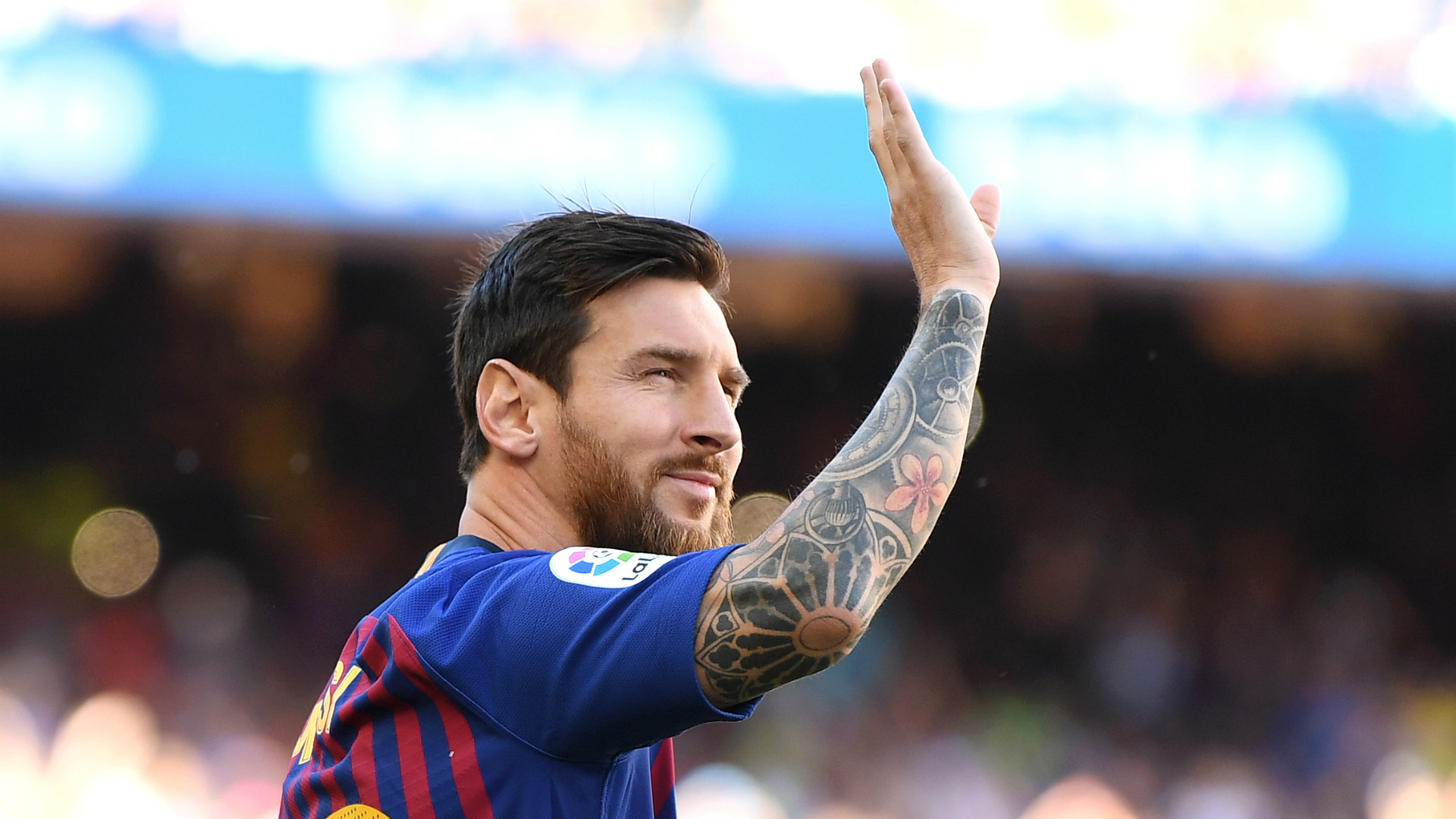 Champions League the dream for Barca, says Messi