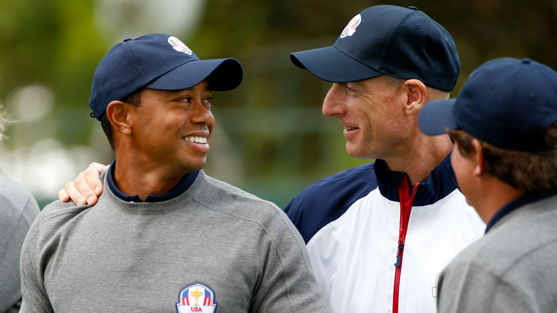 Tiger Woods in line for U.S. Ryder Cup role in 2018