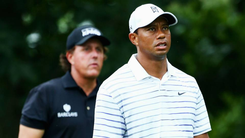 Ryder Cup 2018: Don't expect to see Tiger Woods, Phil Mickelson paired together
