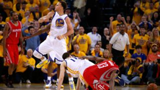 Steph Curry James Harden - Cropped