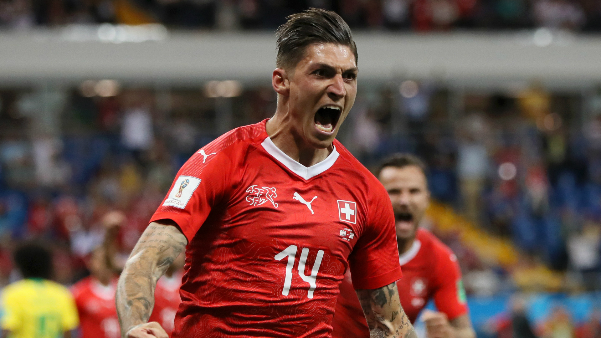 World Cup big guns continue to struggle as Brazil draws with Switzerland