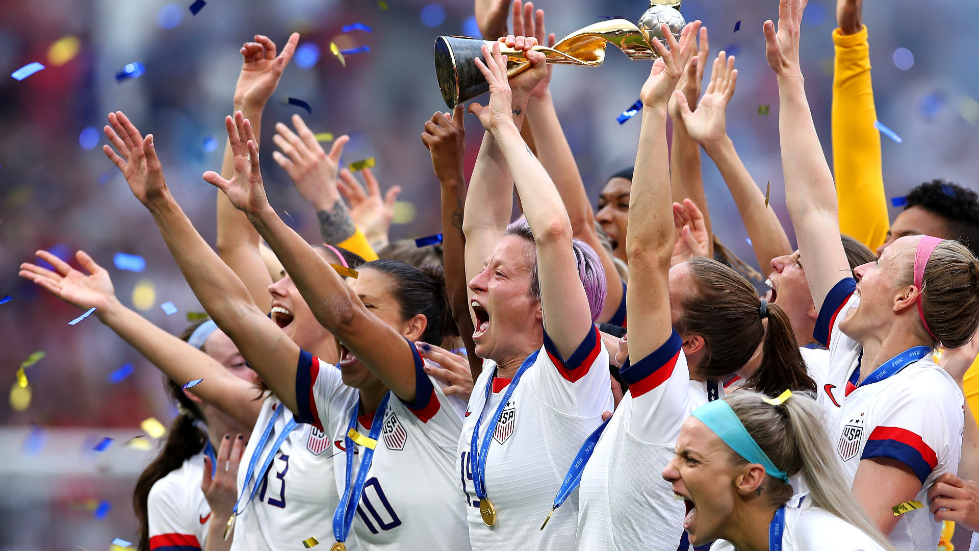 Women's World Cup 2019: 5 things we learned from USWNT's historic title run