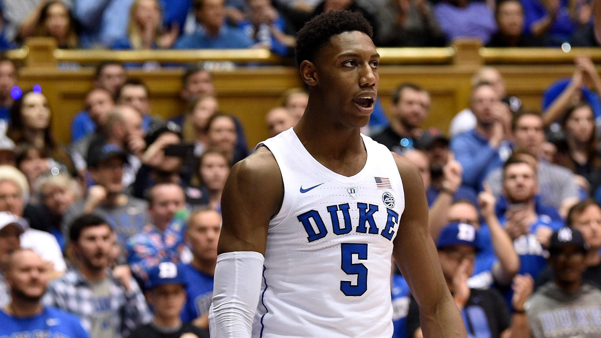 NBA Draft 2019 rumors: Knicks 'locked' in on taking RJ Barrett, not Darius Garland