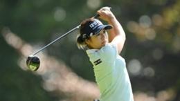 Jeongeun Lee6 made history at the Evian Championship on Friday