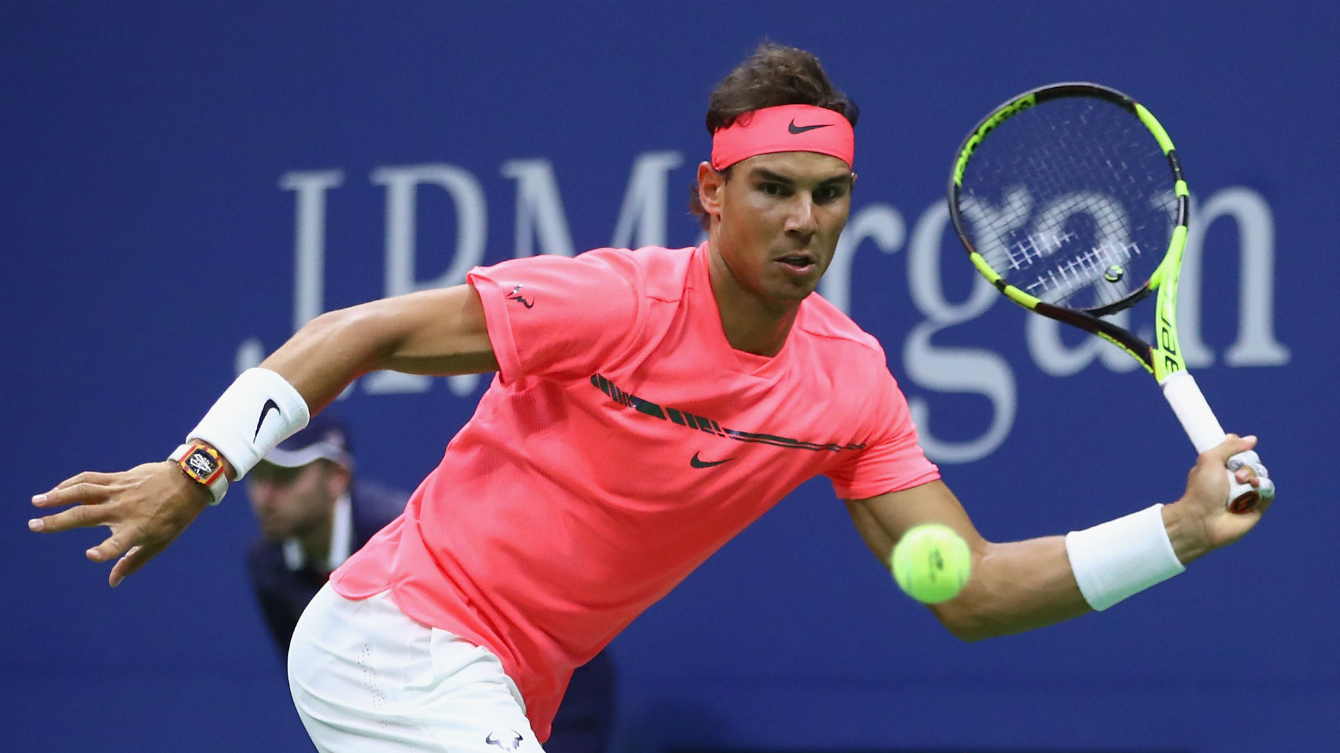 U.S. Open 2017: Rafael Nadal cruises to set up possible semi vs. Roger Federer