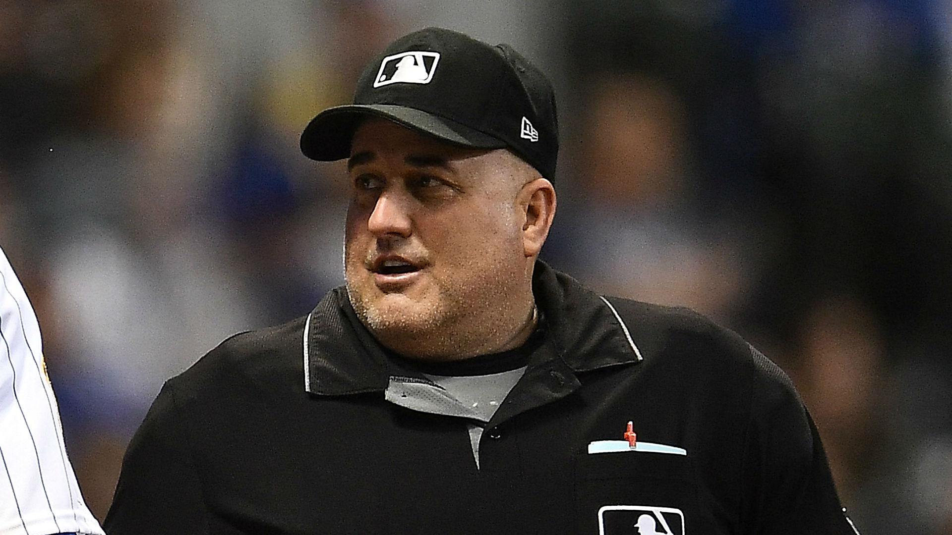 MLB umpire Eric Cooper dead at 52