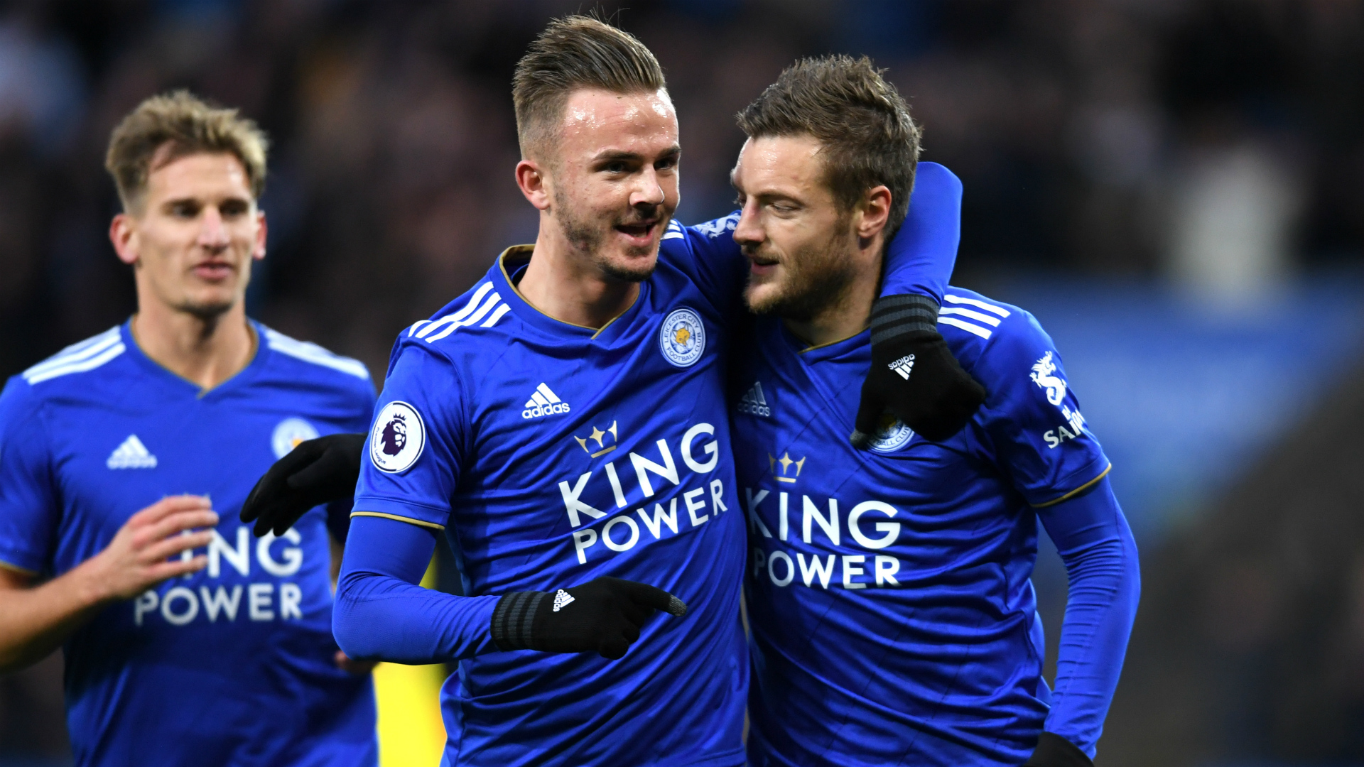 Leicester City vs. Watford - Football Match Report