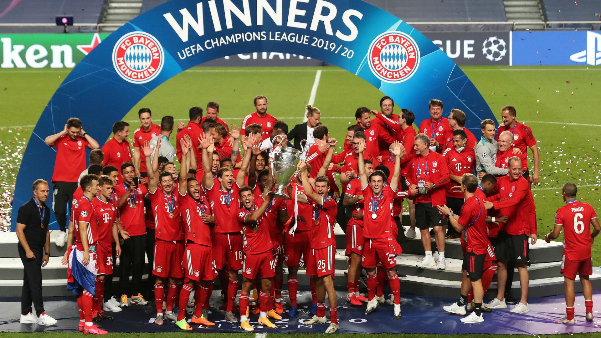 Bayern Munich S Path To Champions League Glory