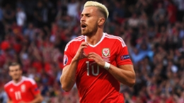 Aaron Ramsey was a star performer for Wales at Euro 2016