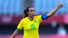 Brazil star Marta