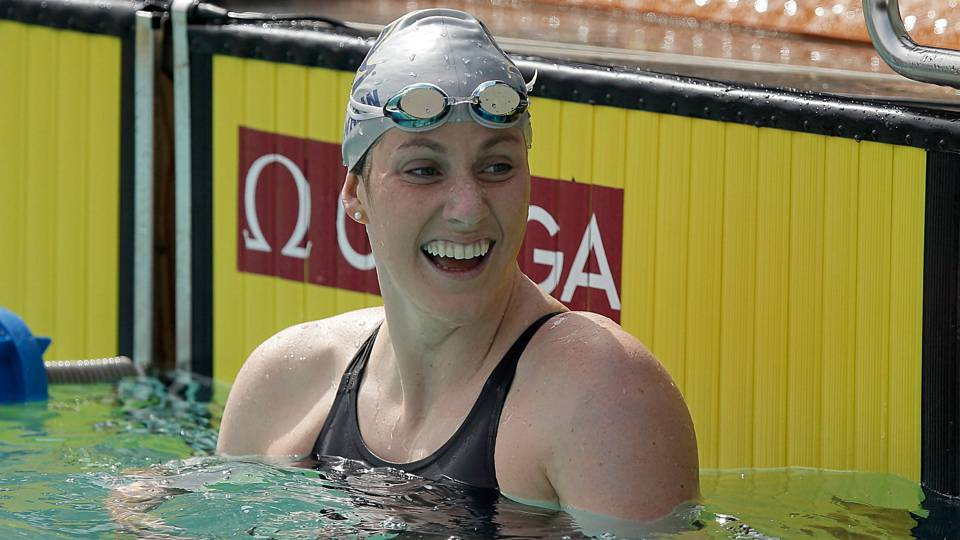 Olympic medalist Missy Franklin announces retirement from professional swimming