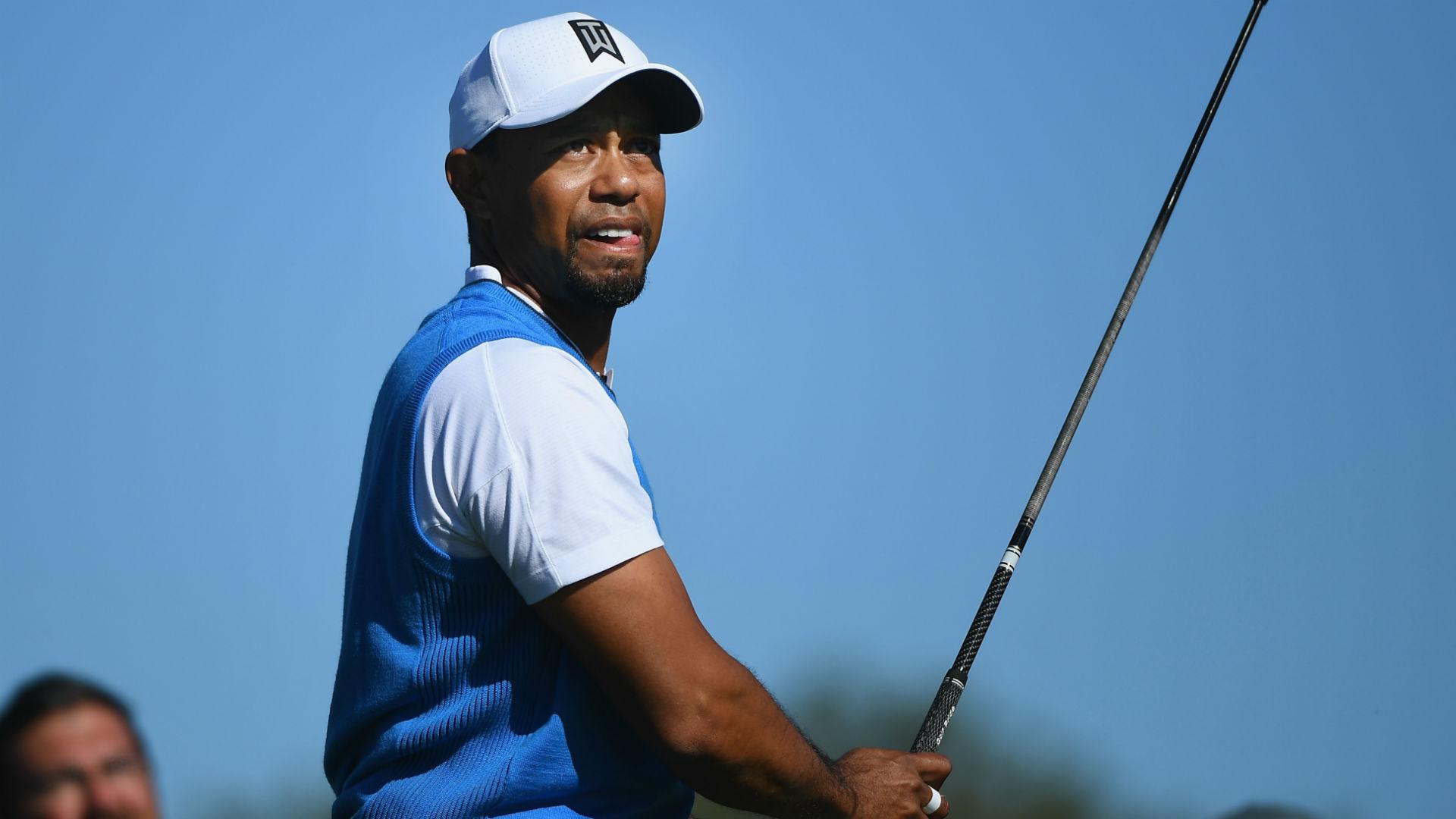 Notah Begay III surprised Tiger Woods returning so soon