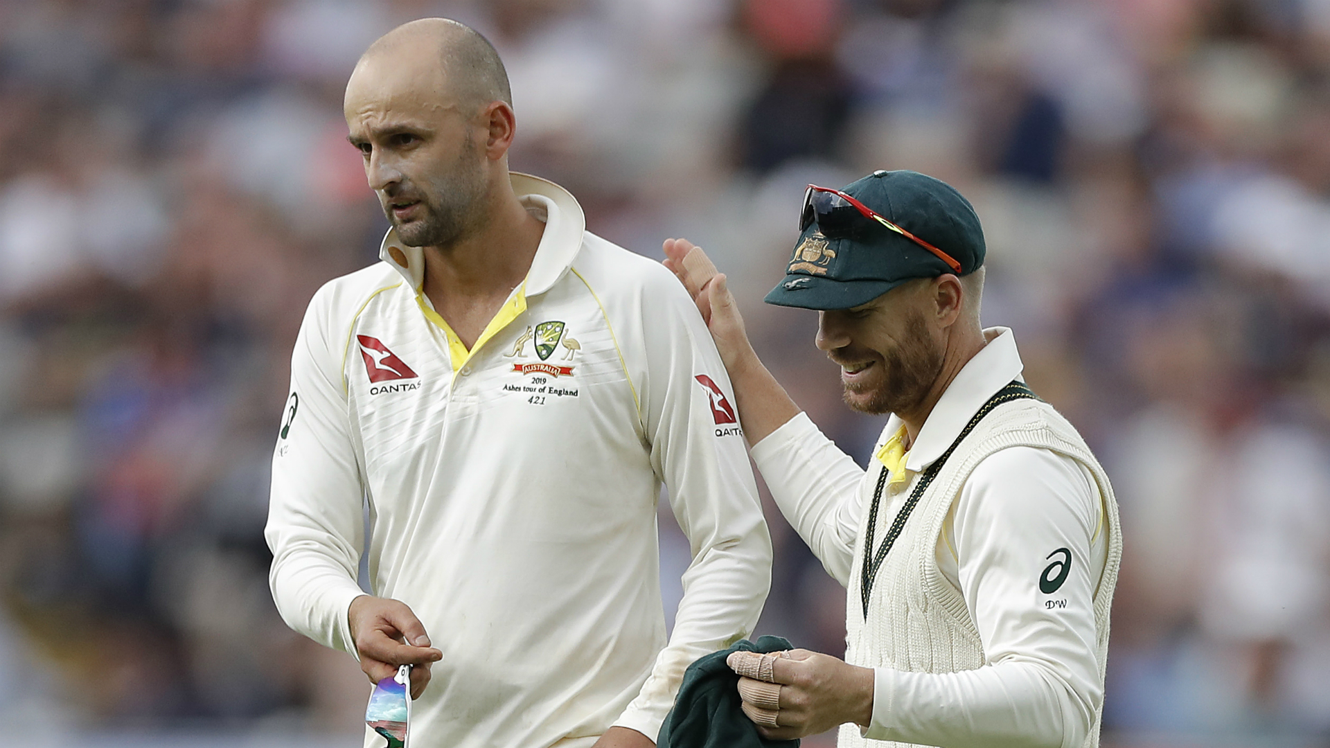 Ashes 2019: Lyon will be under pressure, says Thorpe