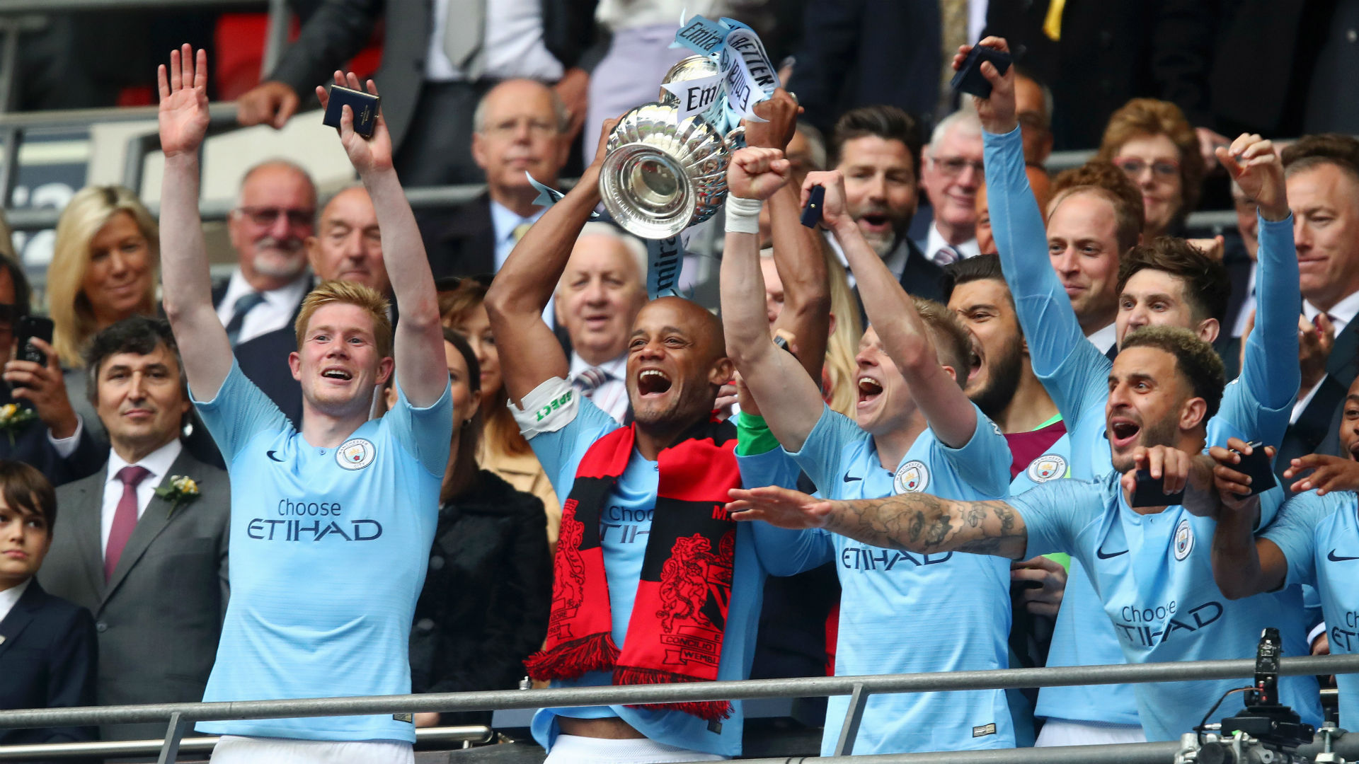 Treble Winners Man City Are Best Team In The World, Says