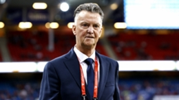 Louis van Gaal was not pleased with the Netherlands' display in the 1-1 draw with Norway