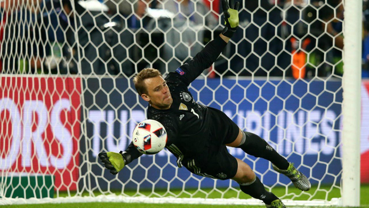 Manuel Neuer believes the better side went through