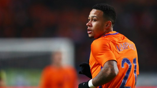 Memphis Depay - cropped