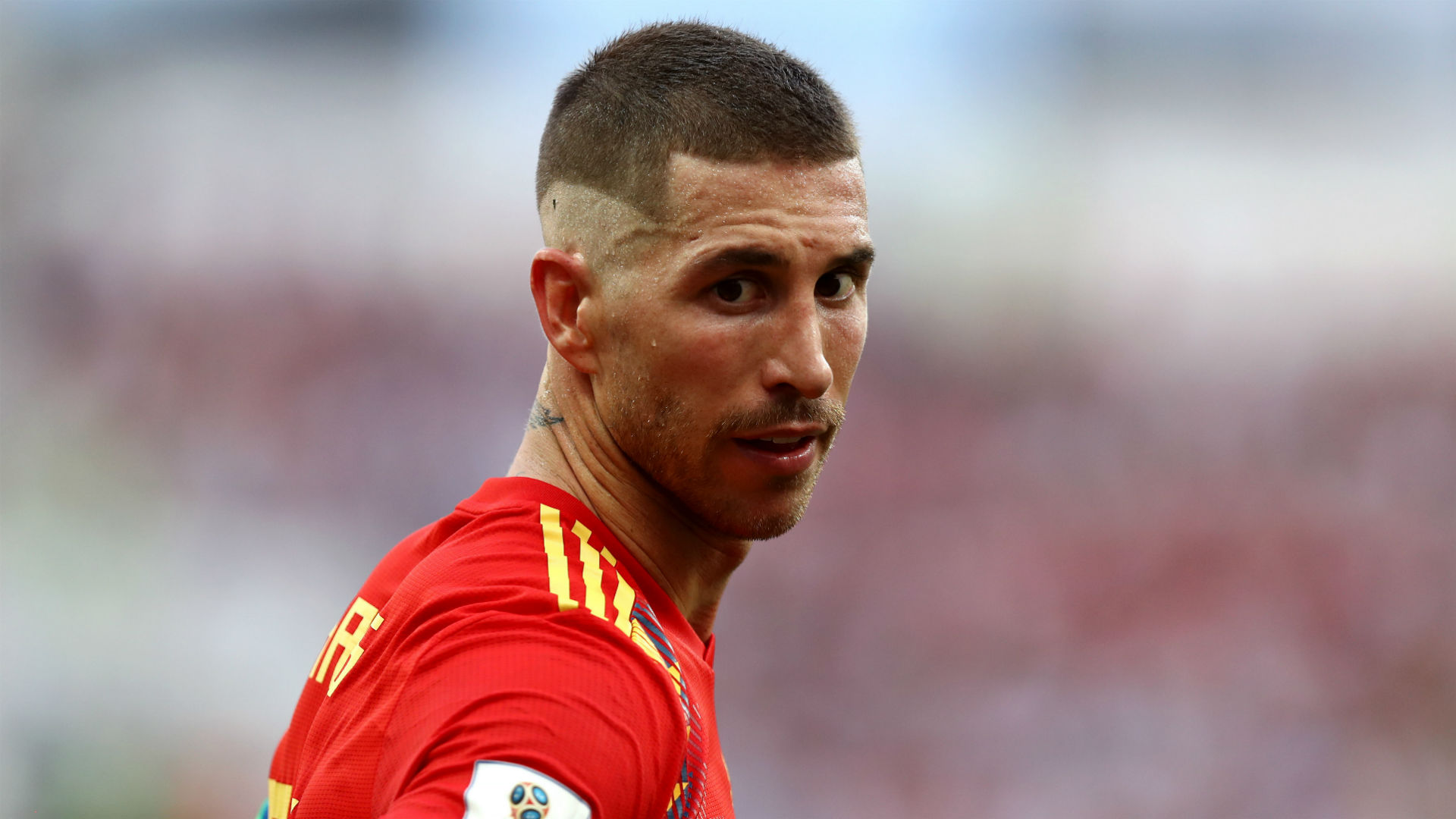 Spain vs. Russia - Football Match Report