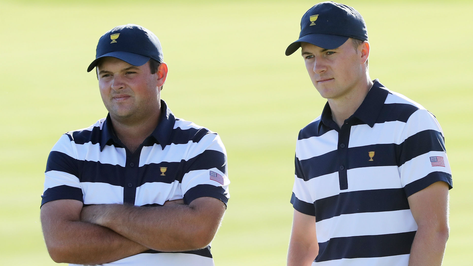Presidents Cup 2017: Reed, Spieth attribute trust on greens as reason for success