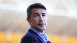 Bruno Lage has joined Wolves