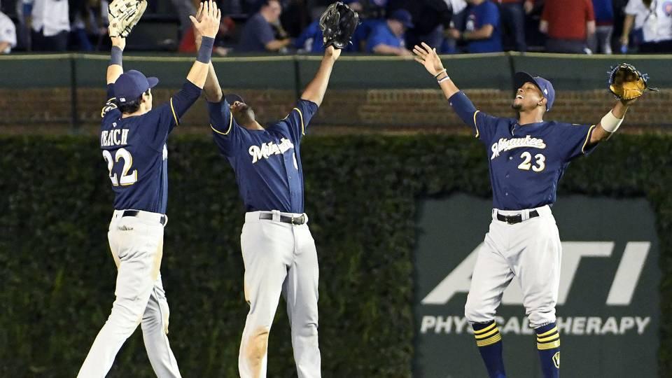 MLB wrap: Brewers gain ground on Cubs; Diamondbacks fall back in NL West