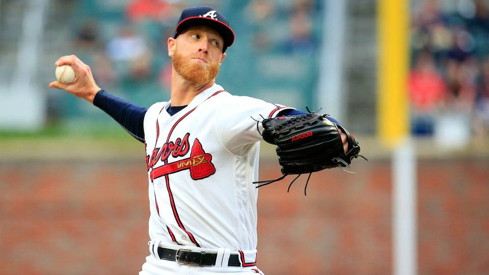 Mike Foltynewicz and the Braves are in contention, just like they expected