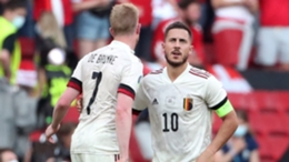 Eden Hazard and Kevin De Bruyne sustained injuries against Portugal