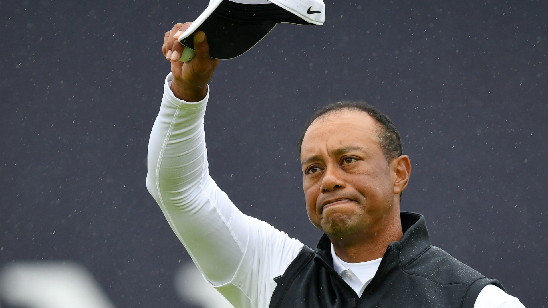British Open 2019: Tiger Woods loves 'stress' of major golf but frustrated by results