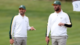 Sergio Garcia and Jon Rahm will open the Ryder Cup for Europe