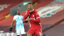 Departing Liverpool midfielder Georginio Wijnaldum
