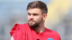 Empoli goalkeeper Bartlomiej Dragowski