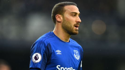 'It does not bother me' - Benched Everton striker Tosun shrugs off Allardyce snub