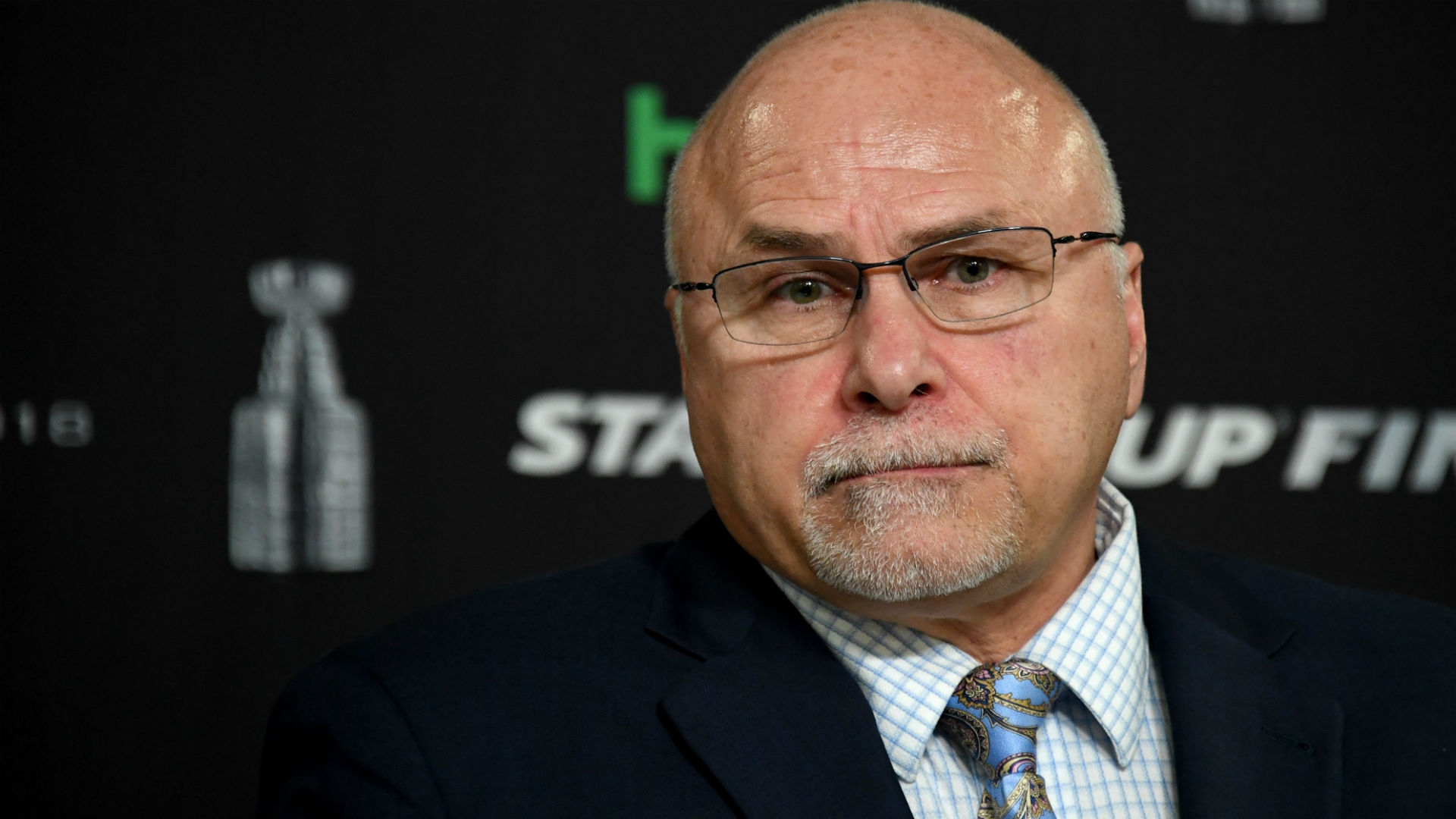 NHL playoffs 2019: Does Barry Trotz want to play and beat the Capitals? 'Absolutely, 100 percent'