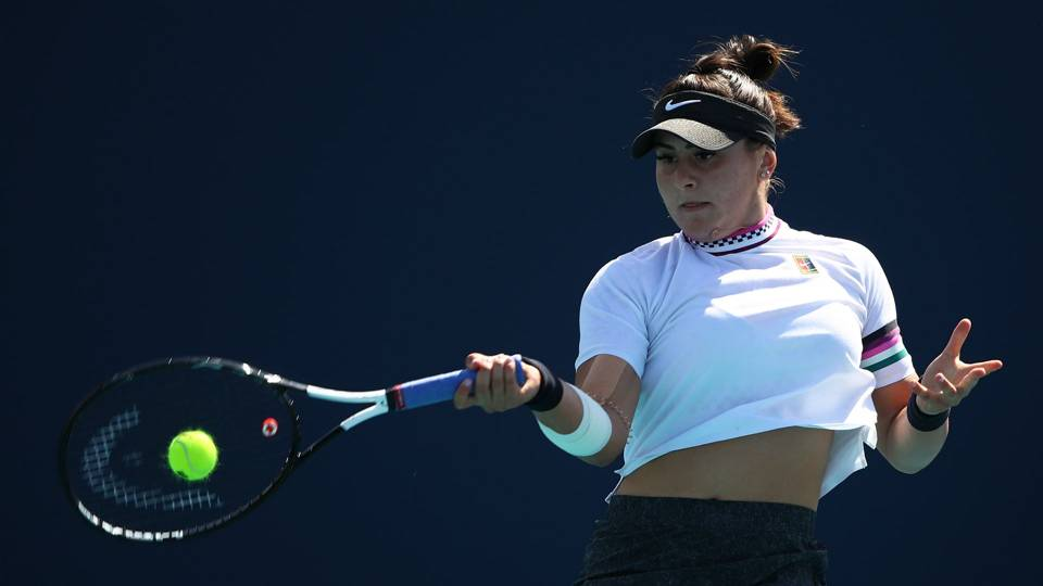 Bianca Andreescu pulls off stunning Miami Open victory after roaring comeback